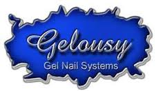 Gelousy Gel Nail Logo for Micheles Nail Nook in Fort Collins, Colorado