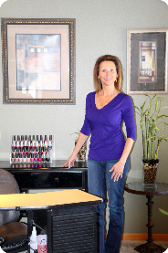 Michele Carroll of Micheles Nail Nook of Fort Collins, CO
