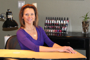 Michele Carrolls Gel Nails Micheles Nail Nook in Fort Collins, CO