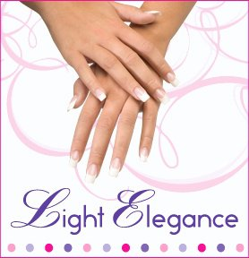 Light Elegance by Michele's Nail Nook Fort Collins CO
